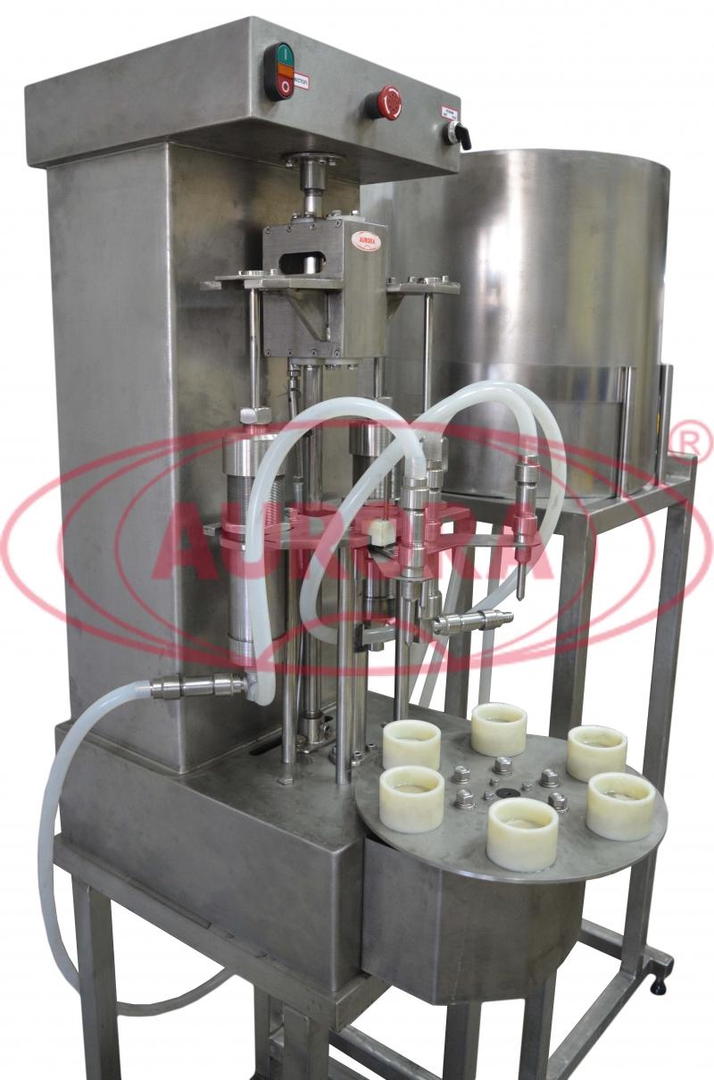 Дозатор поршневой автоматический МД-500Д4