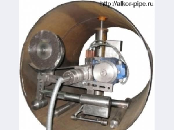 Станок СФР-1200 для механической резки труб и подготовки фаски
