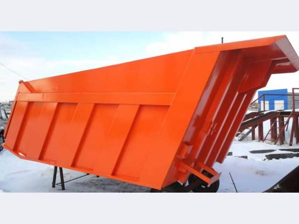 Кузова и самосвальные установки для КамАЗ 55111, КамАЗ 65115