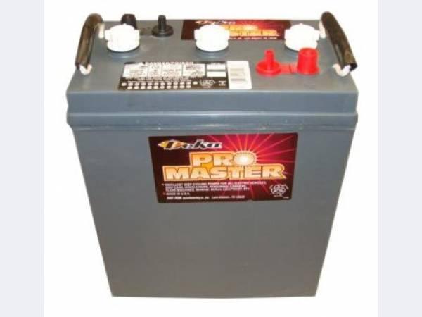 Аккумуляторы для поломоечных машин