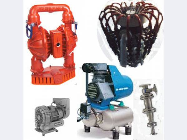 Промышленное  технологическое оборудование ведущих производителей.