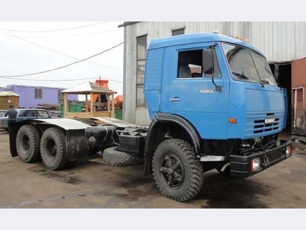 КамАЗ 53215 шасси, кап ремонт, двиг ЯМЗ-238.