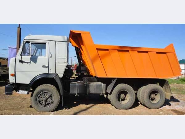 КамАЗ 55111, ПТС б/у, 210 л.с, капитальный ремонт.