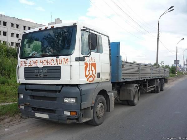 Транспортные услуги. Грузоперевозки Нижний Новгород.