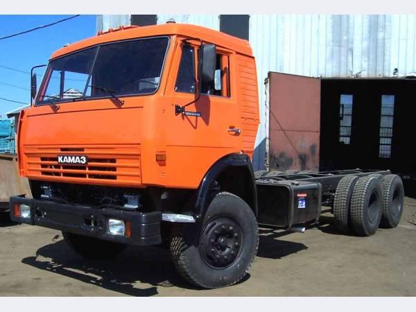 КамАЗ 53229 шасси г/п 16т. с капремонта, двиг ЯМЗ-238.