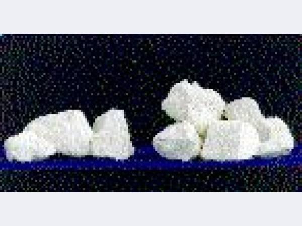 Известь негашеная кальциевая 1, 2 и 3 сорта ГОСТ 9179-77