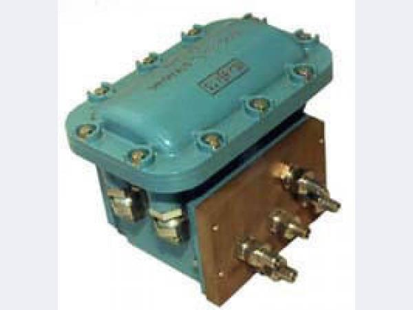 Узел управления ЭПУУ-4-1, выключатель ВкЭ-02.