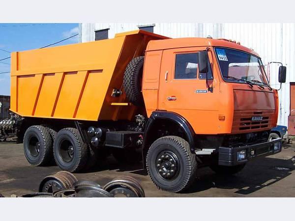 КамАЗ 65115 кап ремонт, двиг ЯМЗ, кузов 12 куб.