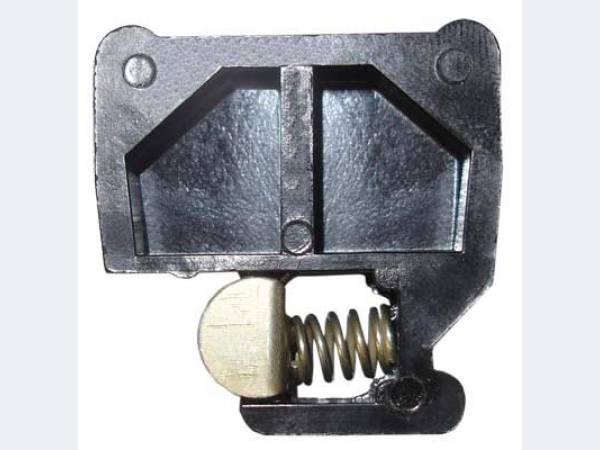 Крышка зажимов торцевая КТ, DIN-рейка, аксессуары к блокам зажимов