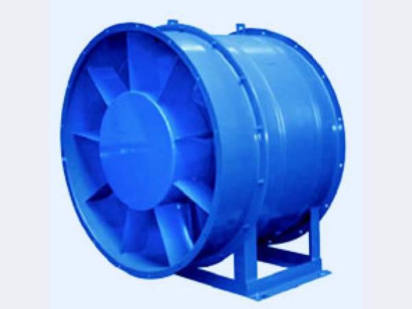 Вентиляторы осевые ВО 25-188 для подпора воздуха