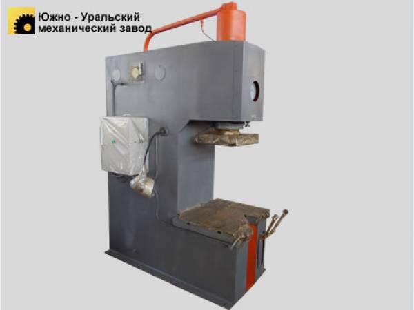 Прессы гидравлические производства ООО ЮУМЗ
