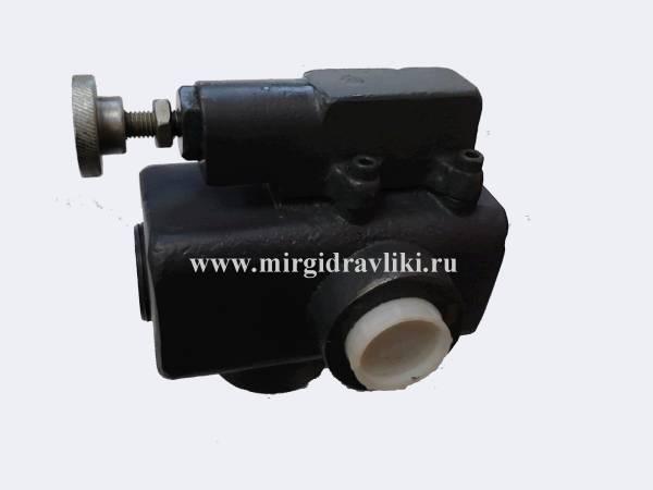 Гидроклапаны М-КП, М-КР,трубного и стыкового соединения
