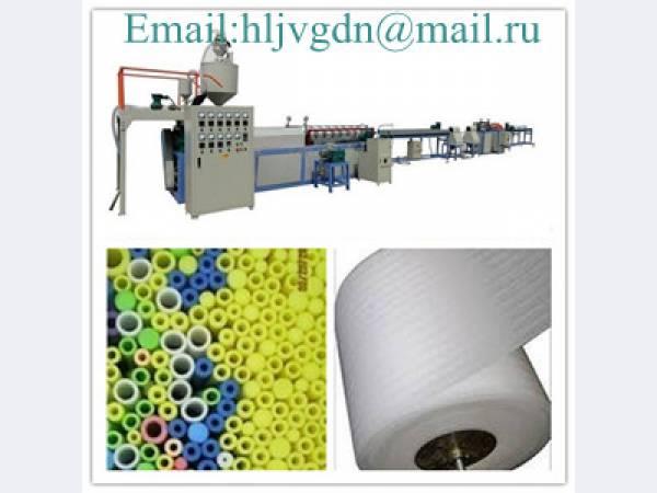 Оборудование для производства вспененного полиэтиленового листа EPE