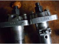 Секция ТНВД (8-97034-591-6) для двигателя Isuzu 4LB1