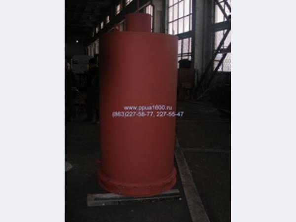 Котел паровой установки ППУА 1600-100, змеевик ППУА 1600-100