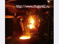 Литейное производство изделий из чугуна