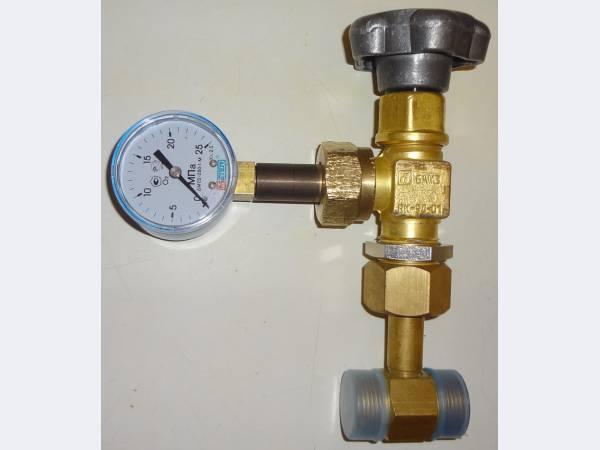 Производим комплекты «Узел контроля давления технических газов»