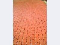 Тротуарная плитка и ее укладка