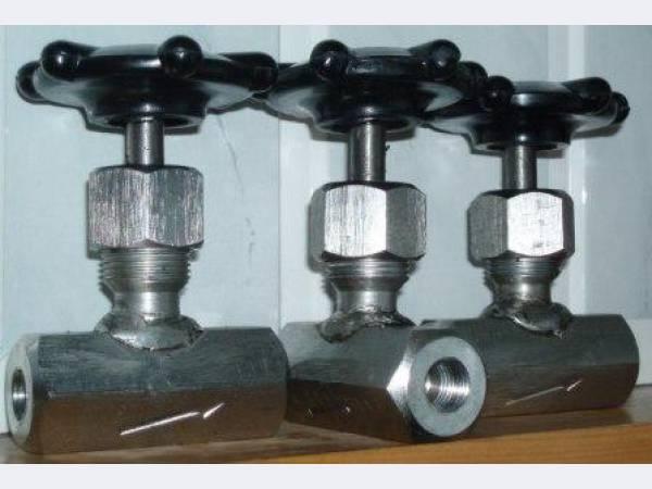 Вентиль игольчатый 15с54бк, 15нж54бк (ВИ-160)  РN 16,0 МПа...