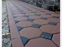 Тротуарная плитка из наличия и под заказ