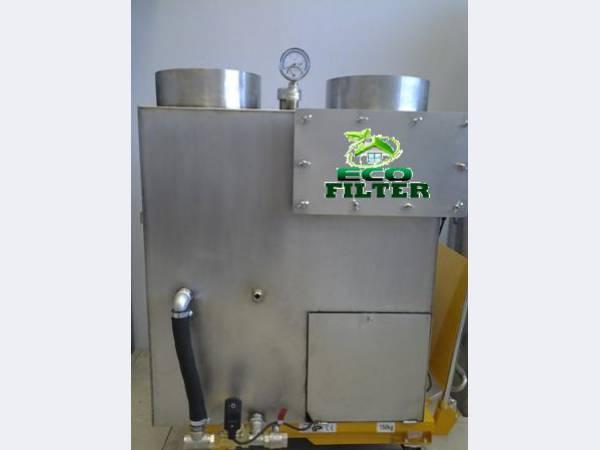 Гидрофильтр - экомодуль для  очистки воздуха.