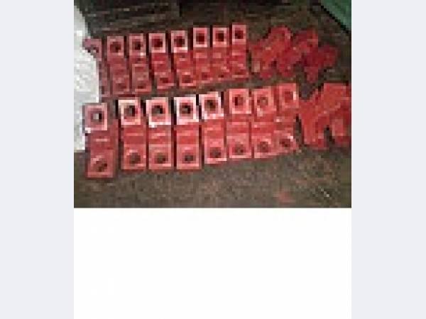 Комплект кронштейнов фрезы сварной А-8047, ФД-400, ДЭМ-121, НО-83