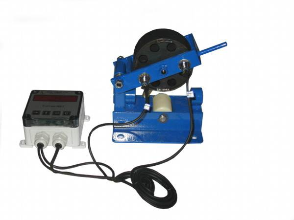 Прибор для измерения длины кабеля