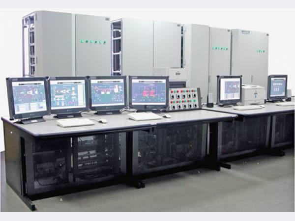 ПТК КРУГ-2000 для автоматизации бойлерной турбогенератора