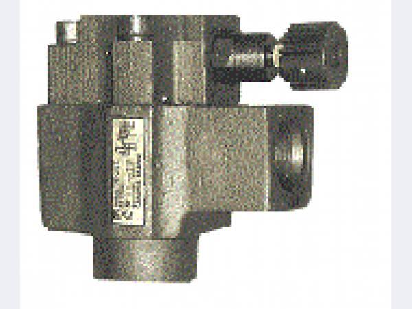 Гидроклапан редукционный, предохранительный, обратный
