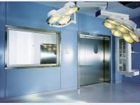 Отделочные интерьерные панели hpl для операционных, чистых помещений