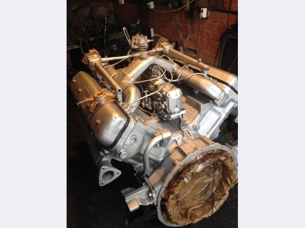 Двигатель ЯМЗ-238-236