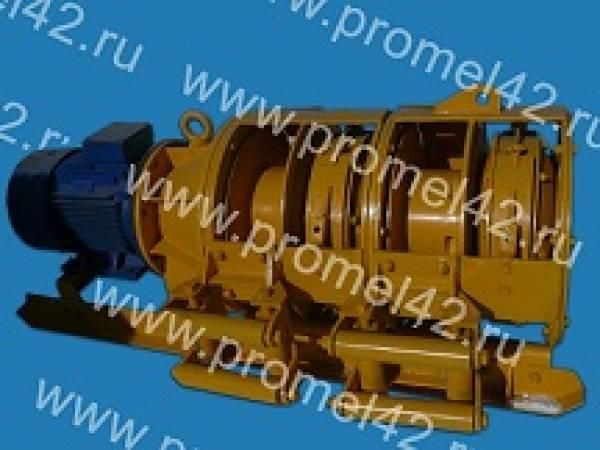 Пневмомотор дар-5, пневмодвигатель дар-14