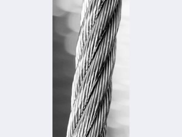 Канаты стальные (тросы) ГОСТ 2688 80 ф 4,1 - 56, 0 мм.