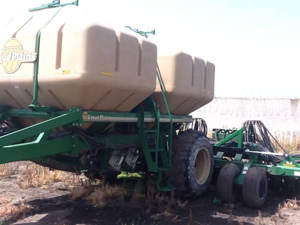 Сеялка зерновая Great Plains