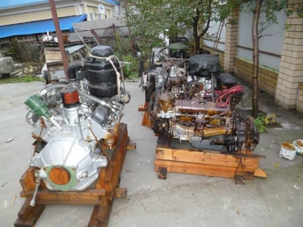 Двигатель ЗИЛ-130(131)