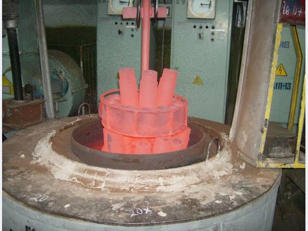 Защита металла от окисления и обезуглероживания при нагреве.