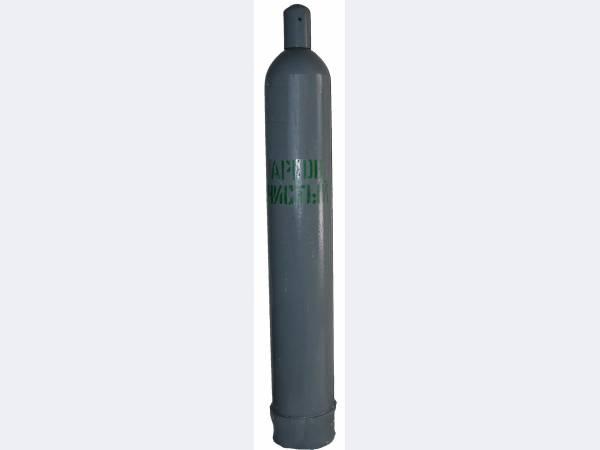 Баллон аргоновый 40 литров ГОСТ 949-73