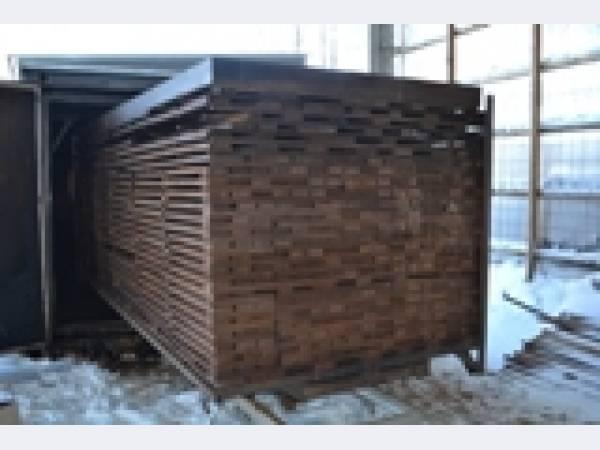 Камера «Энергия»  сушки и термомодификации древесины -1,915 млн.руб.