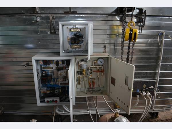 Установки для термообработки древесины «Энергия»