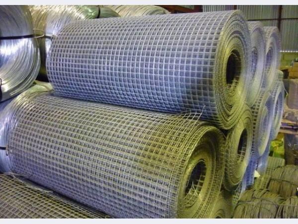 Плетеная сетка Рабица ГОСТ 5336-80.