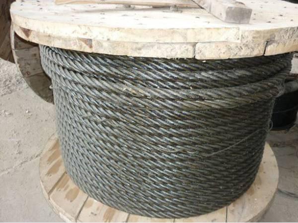 Канаты стальные (тросы) ГОСТ 2688 80 для крана ф 4, 1 - 56, 0 мм.