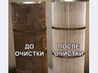 Восстановление фильтрующих элементов (картриджей)