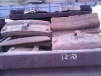 Колодка чугунная гребневая тип М для локомотивов ГОСТ 30249-97 (новая)