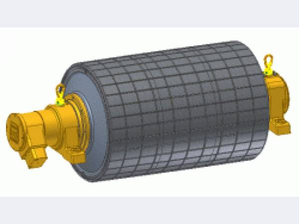Мотор барабан МБ4-700-11,0 кВт