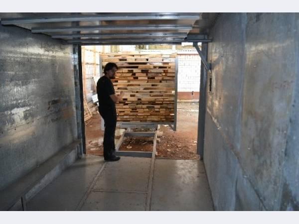 Термодревесина. Термообработанная(Термомодифицированная) древесина.