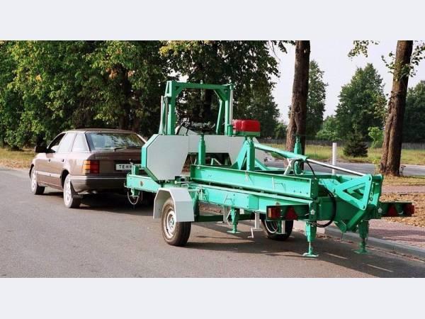 Продаем ленточнопильные станки Tehnika Auce (Латвия) ZBL-50H и ZBL-60H
