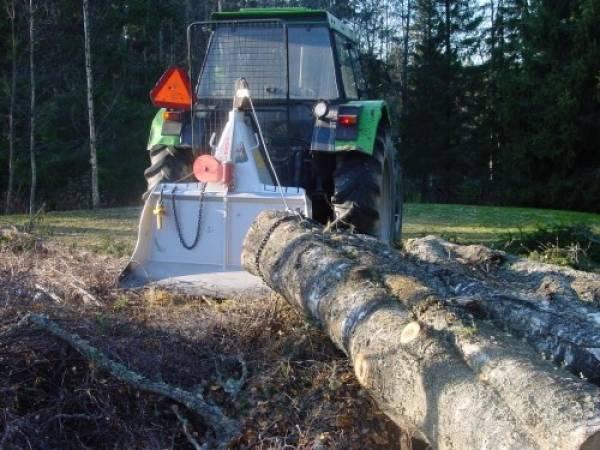 Трелевочные лебедки Farmi Forest (Финляндия)