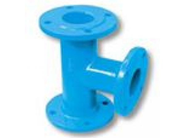 Колено фланцевое с упором для трубопроводной арматуры от производителя