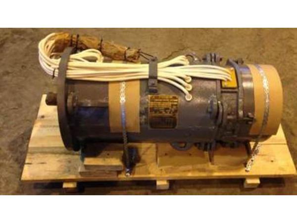Электродвигатель МАП-621-4/8/16А с ТМТВ-62А