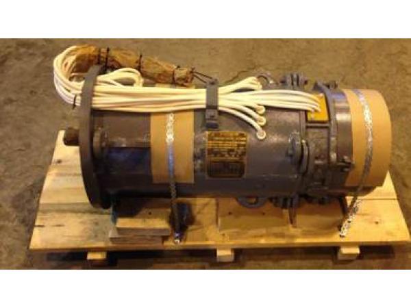 Электродвигатель МАП-422-4/6/12А ОМ1 с ТМТВ-42А